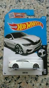 HotWheels BMW M4 (white)