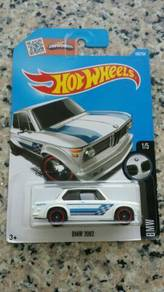 HotWheels BMW 2002 white