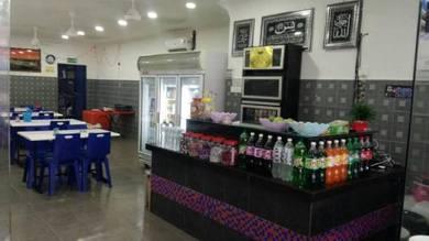Famous restaurant in andalas klang