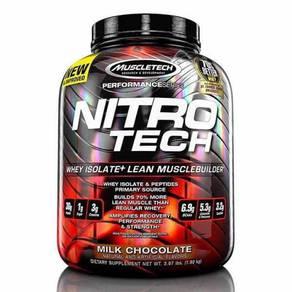 Original MuscleTech Nitrotech 4 Lbs Nitro Tech
