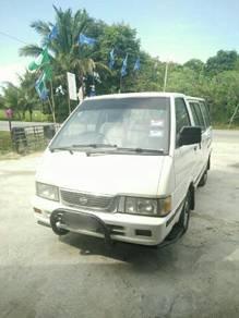 Van nissan vanette thn1999 untuk dijual