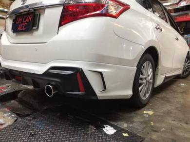 Toyota vios drive 68 drive68 bodykit with paint 18