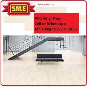 Beautiful PVC Vinyl Floor - With Install 34h