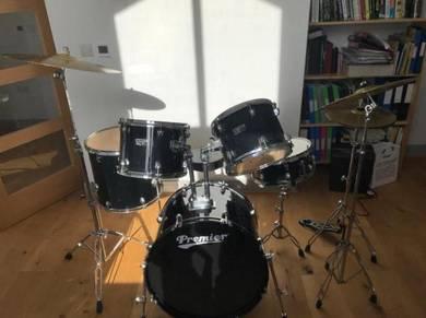 Premier Olympic II drum kit