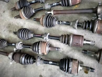 Drive shaft honda odyssey rb1 rb2
