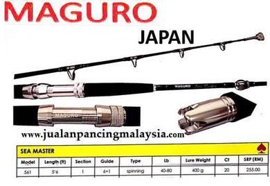 Maguro sea master rod