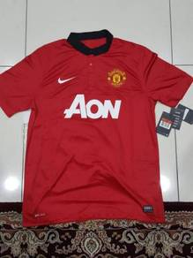 New and Original Manchester United Jersey