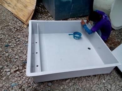 Fiberglass Aquaponic Tray