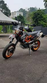 KTM SMC R 690 Unreg