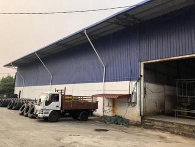 Taman Mas Puchong, Kampung Seri Aman Hilir, Factory Space
