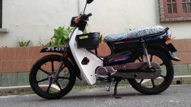 Honda ex5 condition bagus restore