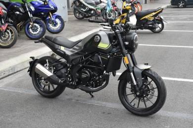 2019 Benelli Leochino 250 se ready stock