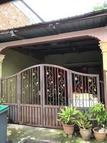 Rumah Bajet Kluang Untuk Pengantin Baru