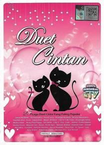 Duet Cintan 2CD 25 Lagu Duet Cinta Digital Master