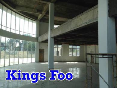 Bukit Tengah Detached Factory For RENT
