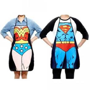 Superhero Apron / kitchen Apron 09