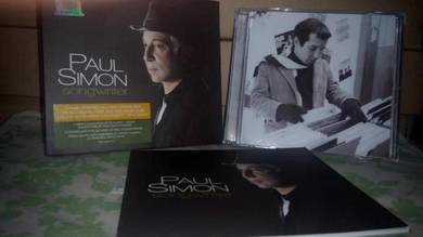 CD Paul Simon - Songwriter 2CD