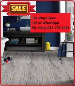 Quality PVC Vinyl Floor - With Install 4er