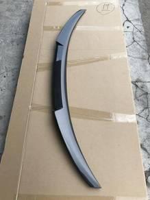 BMW F30 M3 M4 carbon fiber spoiler