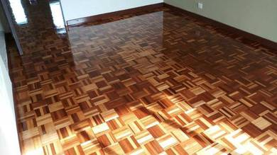 Parquet Varnish Marble Polish