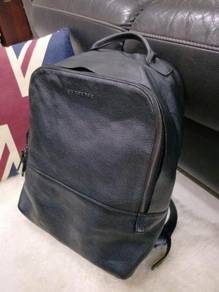 Burberry Pure Leather Backpack