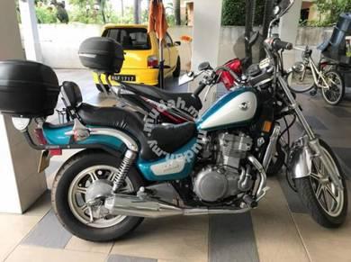 Kawasaki EN 500 CBU