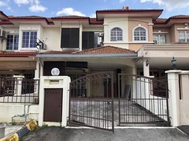 Last 3 room ! Puchong Puteri 6/13 2 storey link house !