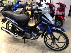 Modenas MR1 Interchange New Bike ~ Mileage 0 KM