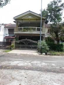 2stry terrace Tenggiri Sbrg Jaya