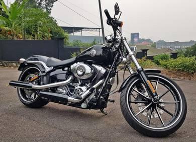 Harley Davidson FXSB1580 Breakout unreg 2014