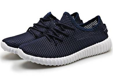 M0228 Blue Breathable Sport Water Mesh Cheap Shoes