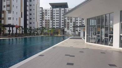 Seri Mutiara Apartment, Setia Alam, Shah Alam [Hot Unit]