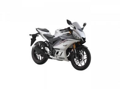 Year 2020 New Model Yamaha YZF-R25