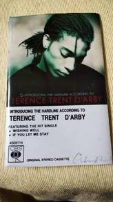 Terence Trent D'Arby (kaset)