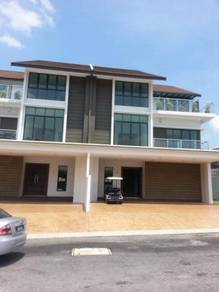 New 3-sty Semi-D with lift, Bdr Country Heights, Kajang