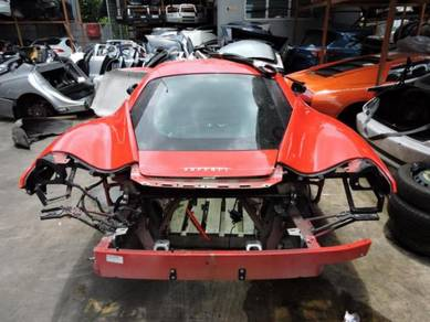 Ferrari 458 V8 2011 4.5 Engine Gearbox Body Parts
