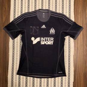 Adidas Jersey Marseille France Denim Size M