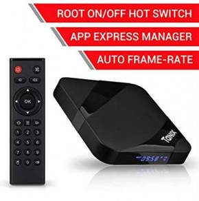 Tx3 max android Bluetooth 2g/16g tv box