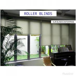 Roller blinds Manual Chain System-RB-05-Grey