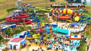 Legoland Malaysia Theme Park Ticket