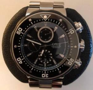 Oris Prodiver Titanium Chronograph Watch