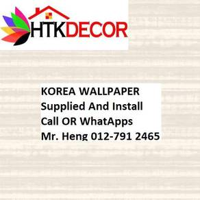 HOToffer Wall paper with Installation A157W