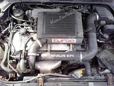 Jdm Halfcut Toyota Starlet EP82/91 4EFte Turbo AT