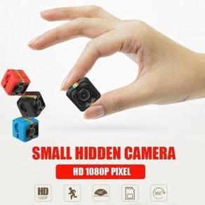 SQ11 Smallest Mini Camera 1080p Night Vision DVR