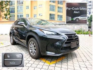 Recon Lexus NX200t for sale