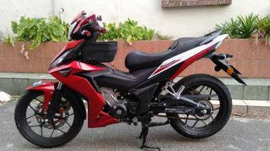 Honda rs 150 condition bagus