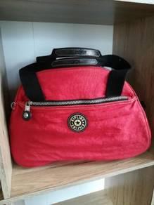 Kipling bag Red