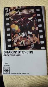 Shakin' Steven Greatest Hits (kaset)
