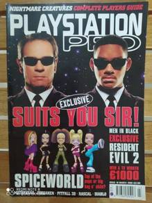 Playstation Pro Magazine - Mac 1998 (RARE)