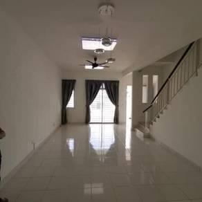 Meridin East Double Storey House for RENT, Kota Masai rumah sewa Murah